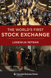 Lodewijk Petram | The world's first stock exchange (cover)
