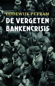 De vergeten bankencrisis - omslag