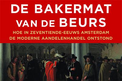 Lodewijk Petram | De bakermat van de beurs | omslag (detail)