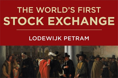 De bakermat van de beurs | vertaling | The world's first stock exchange