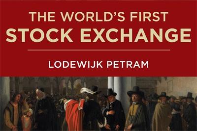 De bakermat van de beurs | vertaling | The world's first stock exchange