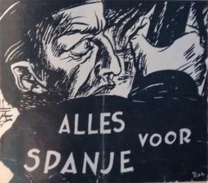 Spanjestrijders | Alles voor Spanje | Afweerfront 11 april 1938