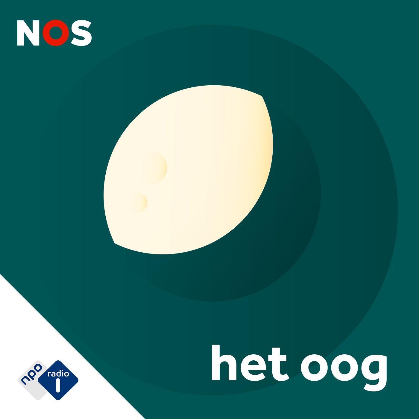 NOS Met het oog op morgen | logo